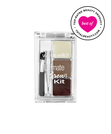 Best Cheap Makeup Product No. 7: Wet n Wild Ultimate Brow Kit, $3.99