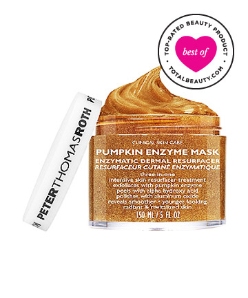 Best At-Home Peel No. 4: Peter Thomas Roth Pumpkin Enzyme Mask, $58