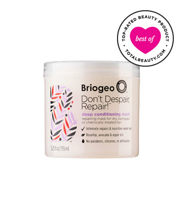Best Natural Hair Deep Conditioner No. 2: Briogeo Don't Despair, Repair! Deep Conditioning Mask, $26