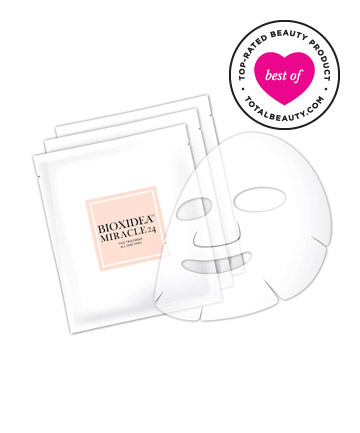 Best Face Mask No 1 Bioxidea Paris Miracle 24 Face 59 13 Best