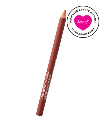 Best Lip Liner No. 11: The Body Shop Lip Liner, $10.50