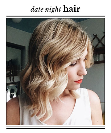 14 Prettiest Date-Night Hairstyles