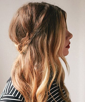 Second-Day Boho Braid