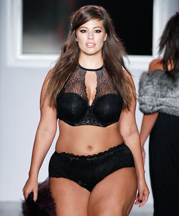ashley graham, 11 plus-size models that we'd like to see in the