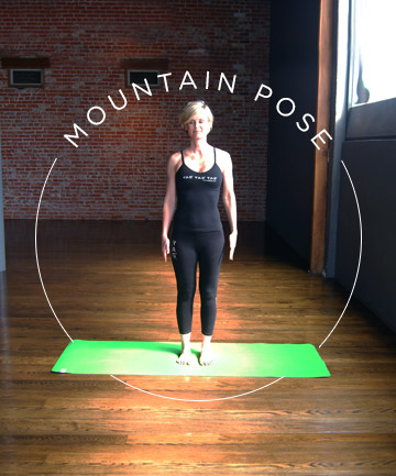 Yoga Pose No. 3: Mountain Pose