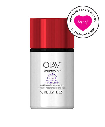 Best Anti-Aging Product No. 2: Olay Regenerist Instant Fix Wrinkle Revolution Complex, $25.99