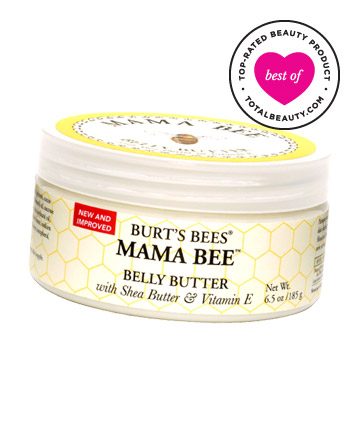 Best Body-Transforming Product No. 11: Burt's Bees Mama Bee Belly Butter, $13