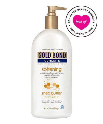 Best Body Lotion No. 4: Gold Bond Ultimate Softening Skin Therapy Lotion, $8.55