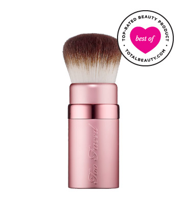 Best Makeup Brush No. 12: Too Faced Kabuki Brush, $34