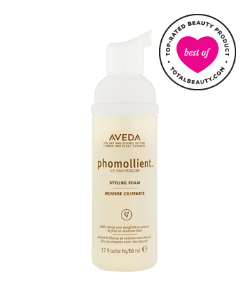 Best Mousse No. 3: Aveda Phomollient Styling Foam, $20