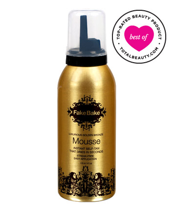 Best Self Tanner No. 3: Fake Bake Self Tanning Mousse, $28.95