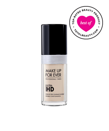 Makeup Bestseller No. 6: Make Up For Ever Ultra HD Foundation, $43