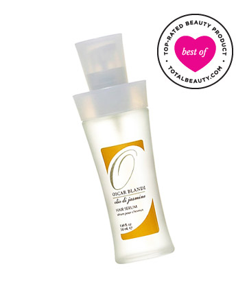 Best Shine Serums and Sprays No. 14: Oscar Blandi Olio di Jasmine Hair Serum, $35