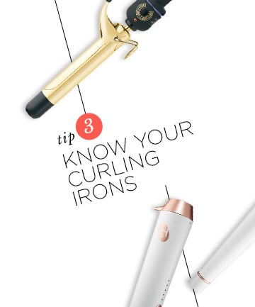 Tip 3: Know Your Curling Irons -- and What They're Made Of