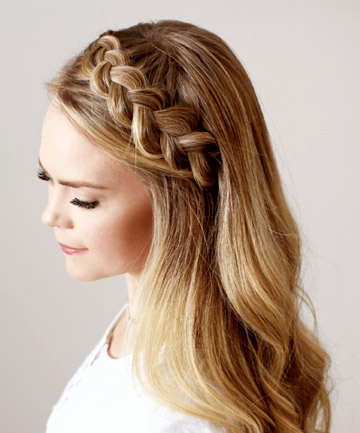 Astonishing Pretty Like A Princess Braids 17 Impossibly Pretty Braids You Hairstyle Inspiration Daily Dogsangcom