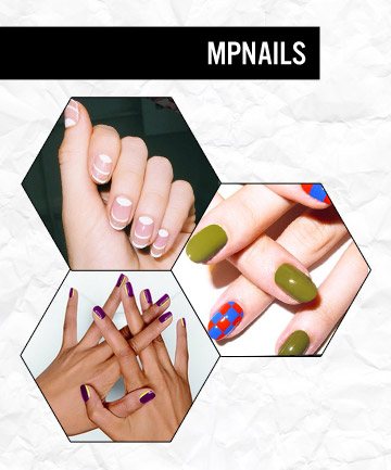 If You Want a Sneak Peek at the Next Nail Trend
