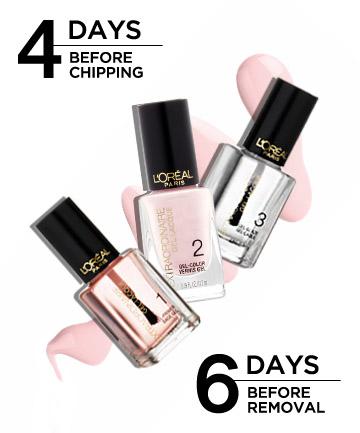 L\'Oréal Extraordinaire Gel-Lacque 1-2-3, $9.99, Road Test: The Best ...