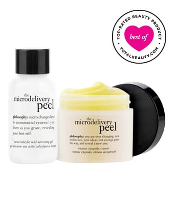 Best At-Home Peel No. 5: Philosophy the Microdelivery In-Home Vitamin C Peptide Peel, $72