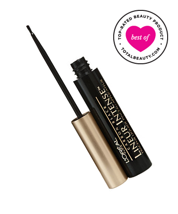 Best Drugstore Eyeliner No. 13: L'Oréal Paris Lineur Intense Brush Tip Liquid Eyeliner, $8.48