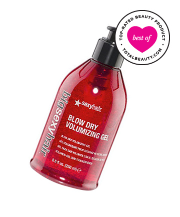 Best Hair Gel No. 9: Sexy Hair Big Sexy Hair Blow Dry Volumizing Gel, $17.95
