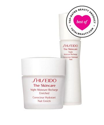 No. 11:  Shiseido The Skincare Night Moisture Recharge , $42.50