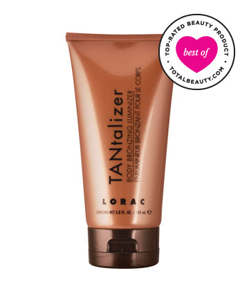 Best Self-Tanner No. 5: Lorac Tantalizer Body Bronzing Luminizer, $33