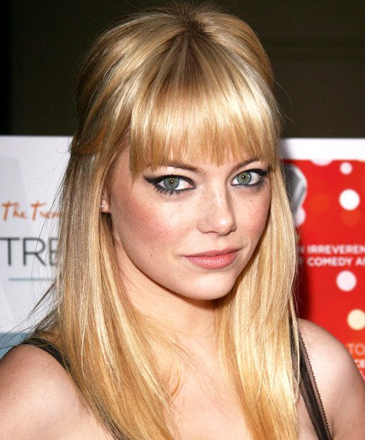 Wispy Bangs For Oval Face