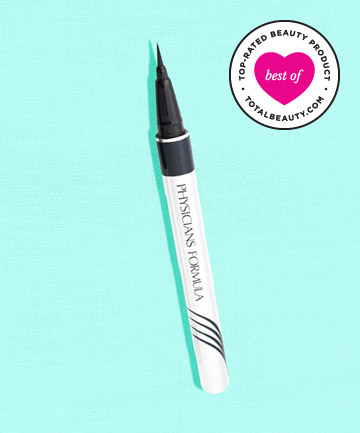 No. 4: Physician's Formula Eye Booster 2-in-1 Lash Boosting Eyeliner + Serum, $10.95