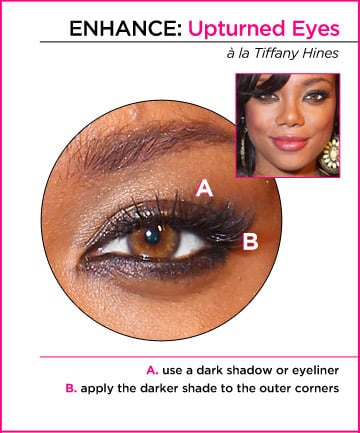 Upturned Eyes The Best Makeup Look For Your Eye Shape