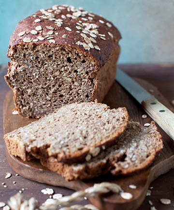 Embrace whole-grain carbs