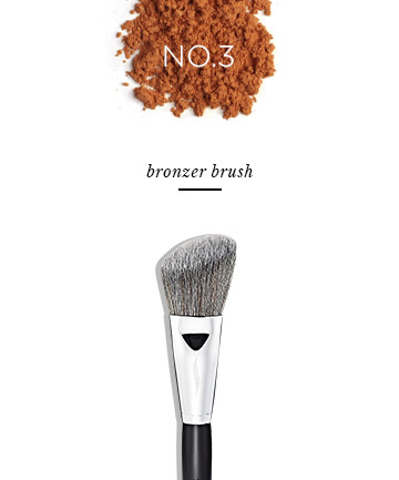 Makeup Brush No. 3: Bronzer Brush