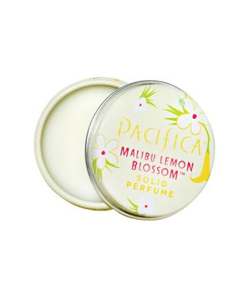 Pacifica Malibu Lemon Blossom Solid Perfume, $9