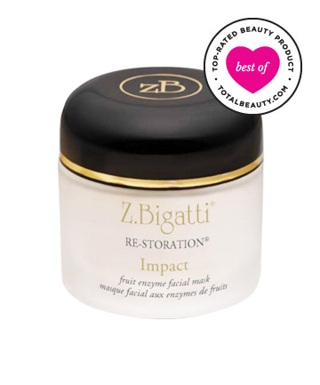 Best Anti-Aging Product No. 6: Z. Bigatti Re-Storation Impact - Fruit Enzyme Facial Mask, $129
