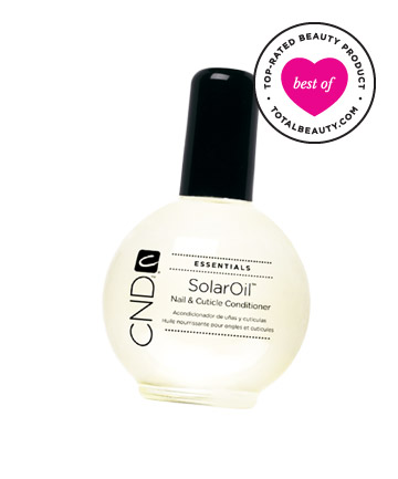 Best Body-Transforming Product No. 10: CND SolarOil, $7.50