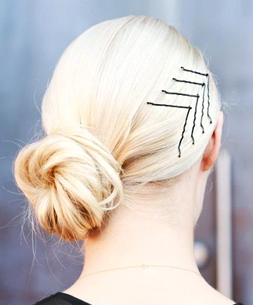 Bobby Pin Hairstyles: Stand Out Style