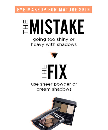 The Mistake: Going Too Shiny or Heavy With Shadows