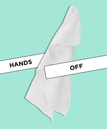 Hands off!