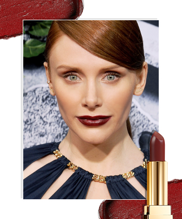 Dark Lip Look No. 5: Lustrous Mahogany