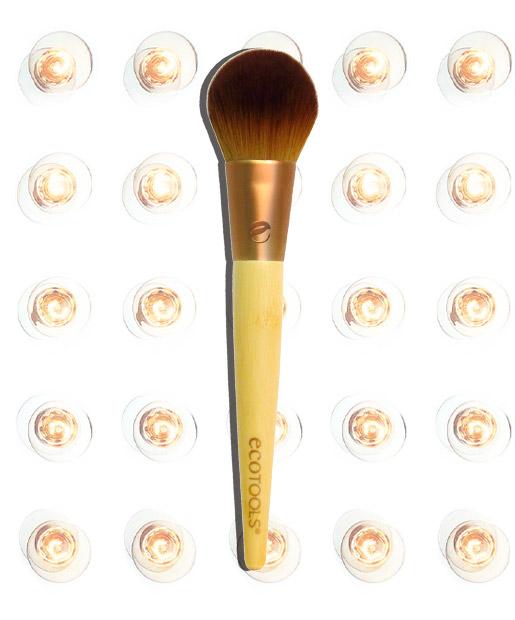 No. 8: EcoTools Bamboo Blush Brush, $8.49