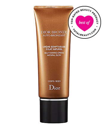 Best Self-tanner No. 6: Dior Bronze Self-Tanner Natural Glow Body, $42