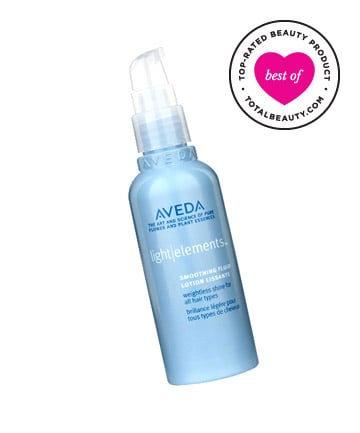 Best Shine Serums and Sprays No. 8: Aveda Light Elements Smoothing Fluid, $28