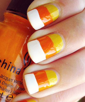 19 diy halloween nail art ideas prinsesfo Image collections