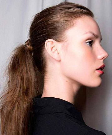 That Messy Ponytail Life 7 Insanely Chic Hairstyles For Greasy Hair