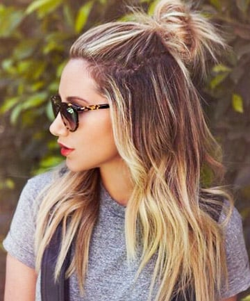 Workout Hairstyles For Sweaty Hair Page 2