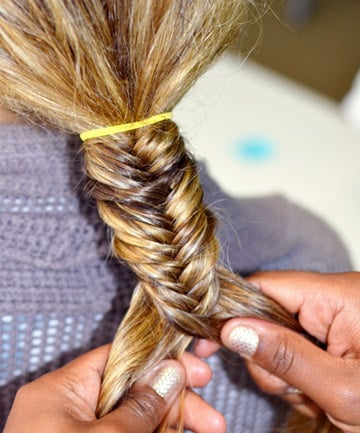 How to Do a Fishtail Braid, Step 4: Maintain Evenness, How ...