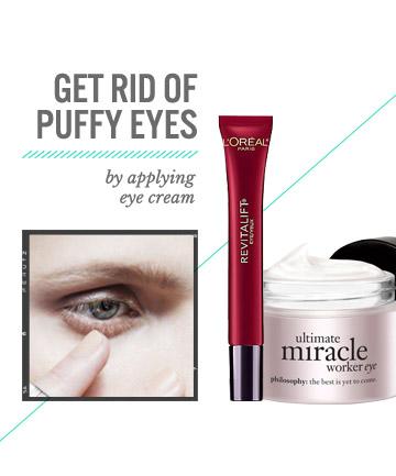 best eye cream for puffy eyes