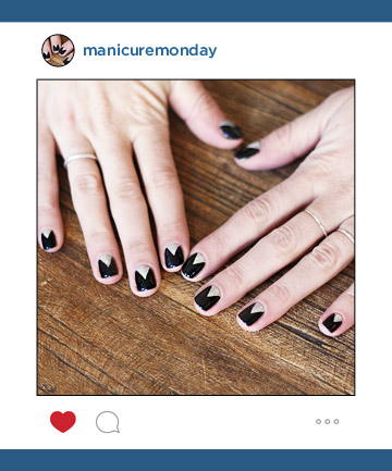 Mani of the Week: Paintbox's Cutout Nails