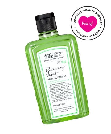 Best Body Wash No. 2: C.O. Bigelow Rosemary Mint Body Cleanser, $12