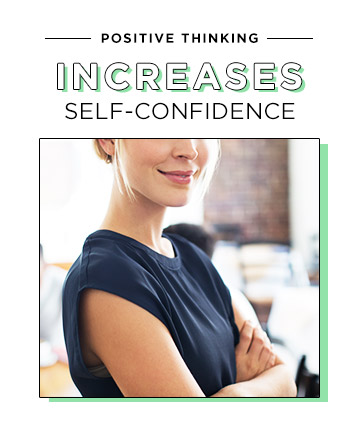 It Increases Self-Confidence