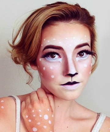 deer makeup look  mugeek vidalondon